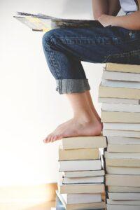 Bücher, Quelle Pixabay