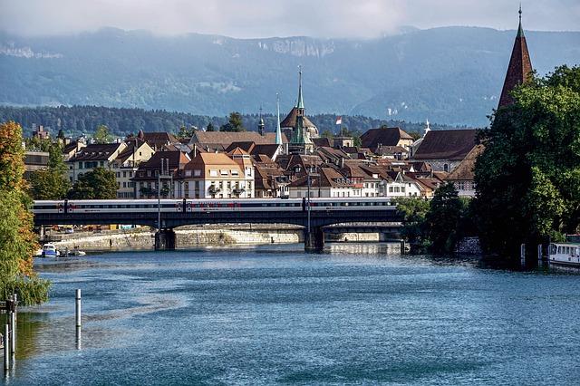 Solothurn, Skyline Quelle: Pixabay